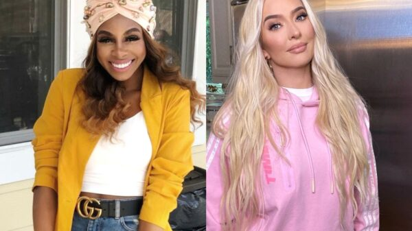 """RHOP's Candiace Dillard Bassett Defends Erika Jayne Following Housewife and Hustler Documentary, Claims Doc Was Created To """"Villainize"""" RHOBH Star as Fans React"""