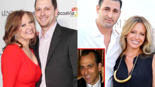"""RHONJ's Albie Manzo Defends Mother Caroline's Decision to Write a Letter for Tommy After Alleged Attack on Dina and Slams Claims of Using Family Drama for """"Profit"""""""