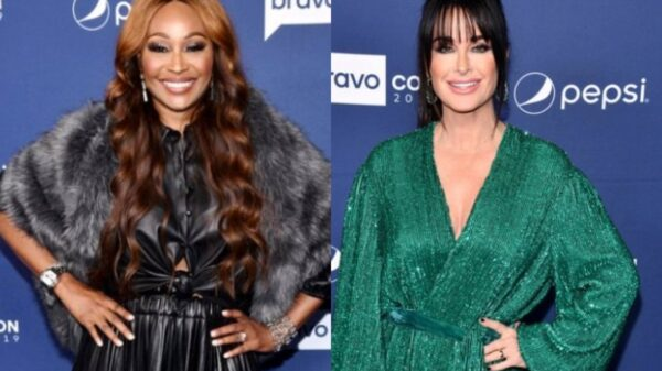 """Cynthia Bailey Admits She """"Bumped Heads"""" With Kyle Richards During Housewives All-Stars, Jokes That She May """"Be Out of a Job"""" Amid RHOA Firing Rumors"""