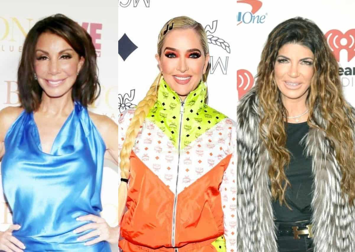 """Danielle Staub Slams Erika Jayne While Promoting The Housewife And The Hustler Documentary, Accuses Bravo of """"Paying Millions"""" To RHONJ's Teresa Giudice After Fraud Conviction"""