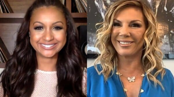 """Eboni K. Williams Calls Ramona Singer a """"Professional Runner"""" But Admits She and RHONY Star Are Very Similar, Plus She Reveals Surprising Thing Ramona's Improved Upon"""