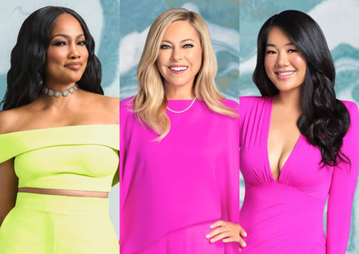 """RHOBH's Garcelle Beauvais Says Sutton Stracke Was """"Wrong"""" in Crystal Kung-Minkoff Feud: """"She Should Have Just Listened"""""""