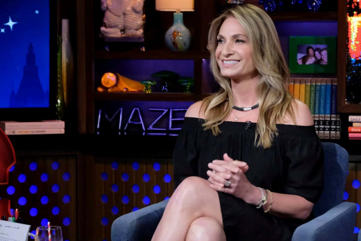 Heather Thomson on What She'd Change of RHONY Feud, How She Relates to Eboni K. Williams, and Where She Stands With Luann De Lesseps