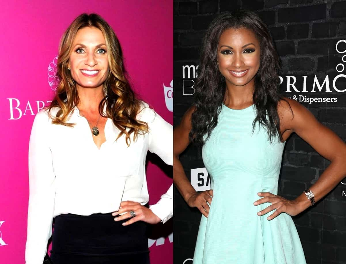 """RHONY's Heather Thomson Suggests Eboni K. Williams is a """"Race Baiter,"""" Implies She Did Leah's Dirty Work by Planting """"Fake Narrative"""""""