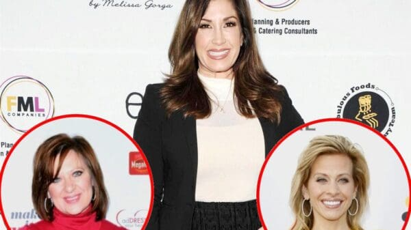 """RHONJ Alum Jacqueline Laurita Discusses Caroline and Dina Manzo's Feud, Explains """"Bad Guy"""" Portrayal on Final Season, and If She's Open to Returning to Show"""