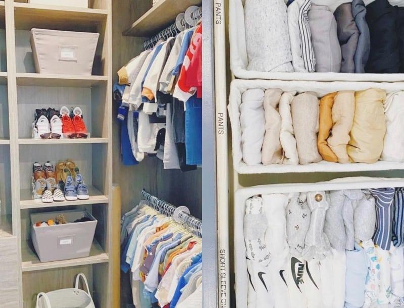 Vanderpump Rules Jax Taylor and Brittany Cartwright's Son Cruz's Closet