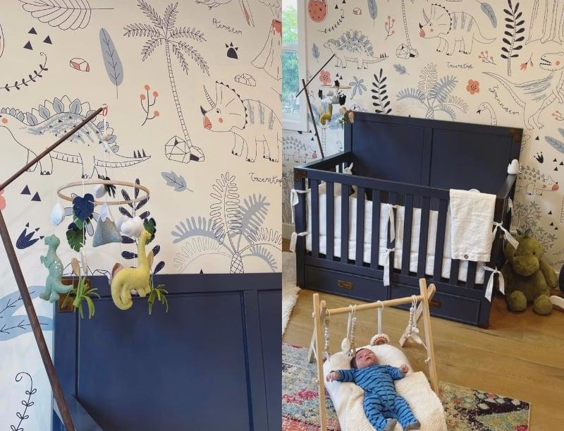 Vanderpump Rules Jax Taylor and Brittany Cartwright's Son Cruz's Crib
