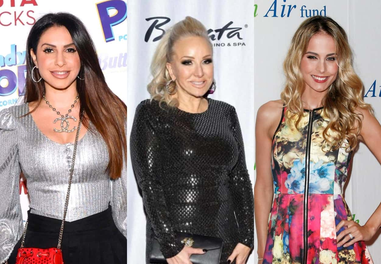 Jennifer Aydin Unfollows Margaret Josephs After Being Left Out of Pride Event as Traci Lynn Johnson Reportedly Joins RHONJ Cast