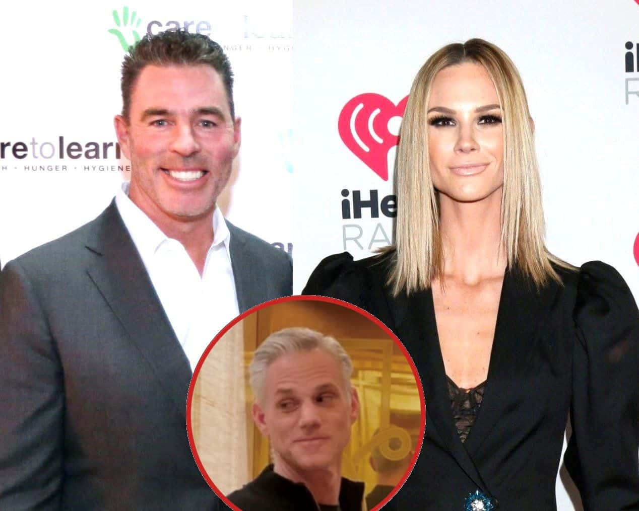 Jim Edmonds Shades Ex-Wife Meghan King by Poking Fun at RHOC Alum's Latest Romance With Will Roos