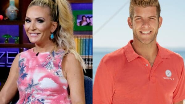 Kate Chastain Shades Jean-Luc on Father's Day As JL Explains Why He Hasn't Taken Paternity Test Following Birth Of Dani's Baby As Below Deck Sailing Yacht Costars Slam Him Again