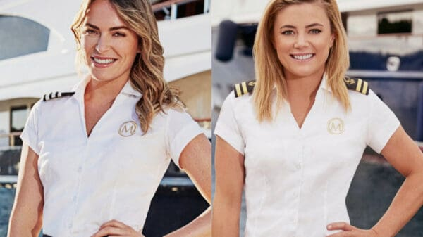 Below Deck Med: Katie Flood Dishes on New Season and Relationship With Malia White, Admits Suffering From Anxiety, Plus She Discusses Being Chief Stew After Hannah's Exit