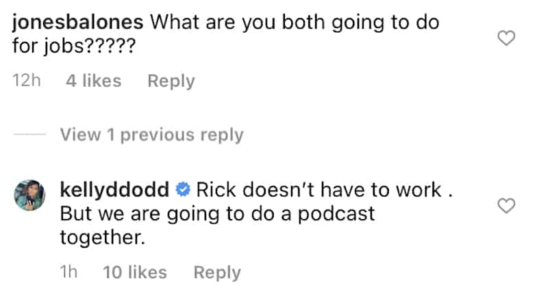 RHOC Kelly Dodd Confirms New Podcast With Rick Leventhal