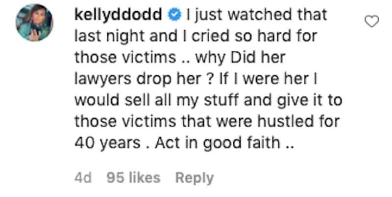 RHOC Kelly Dodd Slams Erika Jayne After Housewife and the Hustler