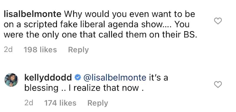 Kelly Dodd Slams RHOC as a Liberal Agenda Show