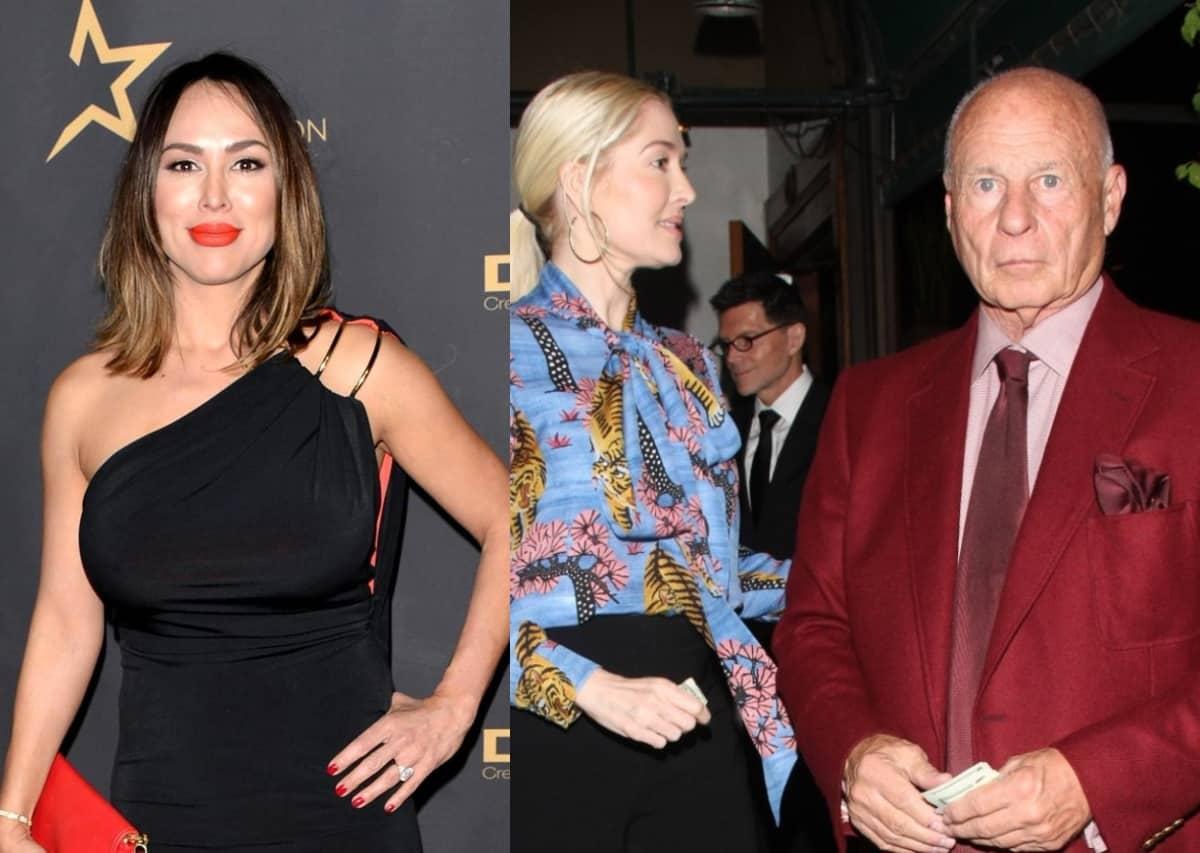 "RHOC's Kelly Dodd Blasts Erika Jayne's Estranged Husband Thomas Girardi on Social Media, Refers to Him as a ""Crook"""