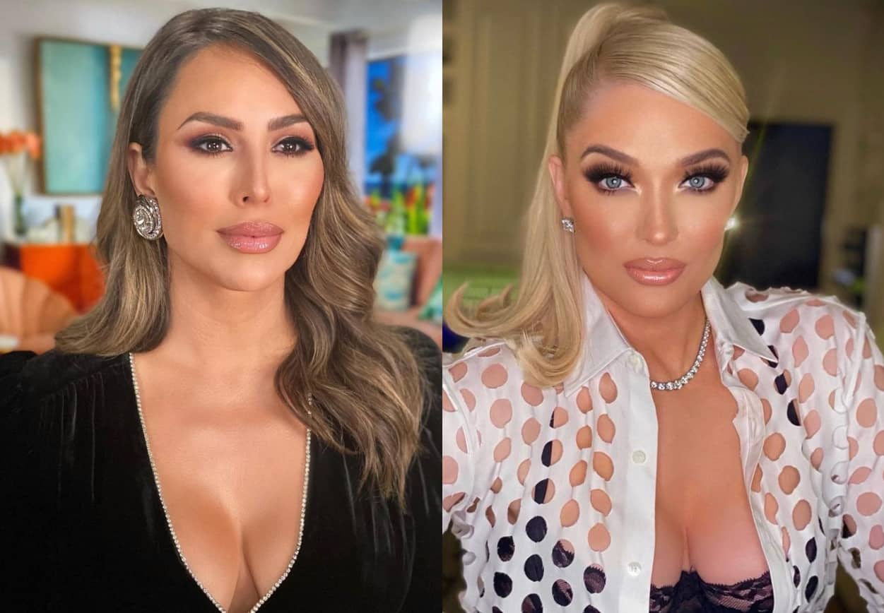 """Kelly Dodd Claims She """"Cried So Hard"""" Watching Erika Jayne Documentary, Suggests RHOBH Star """"Sell All [Her] Stuff"""" to Repay Alleged Victims"""
