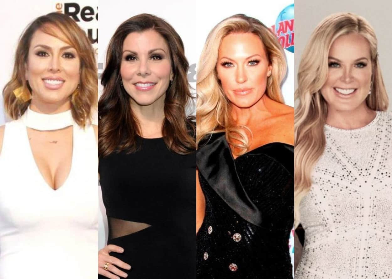 """Kelly Dodd Reacts to RHOC Exit and Shades Heather Dubrow, as Braunwyn Admits She's """"Incredibly Sad"""" and Elizabeth Vargas Also Addresses Departure"""