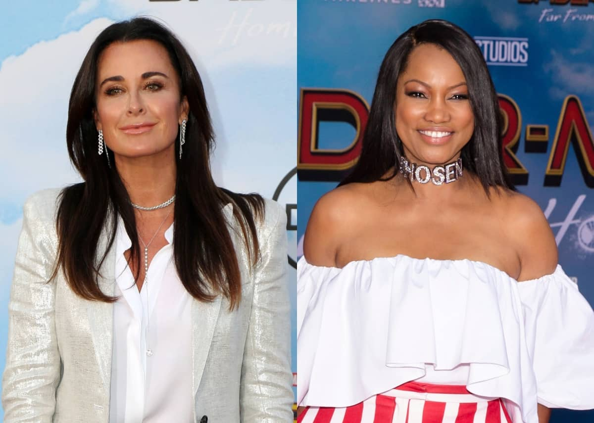 """Kyle Richards Teases Potential """"Turbulence"""" With Garcelle Beauvais, Says Teddi's """"Great Addition"""" to RHOBH and Reveals If Kathy Hilton Will Return Next Season, Plus Live Viewing Thread"""