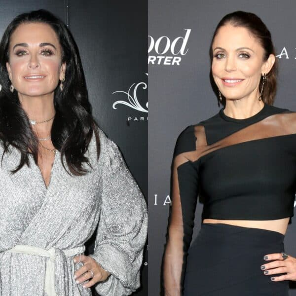 """RHOBH's Kyle Richards Reveals Why She Unfollowed Bethenny Frankel and What Thomas Girardi Did That Struck Her as """"Very Strange"""""""