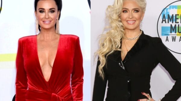 Kyle Richards Shares How Erika Jayne Is Doing Following Documentary and Denies There's Ever Been Gang-Ups On RHOBH Co-Stars