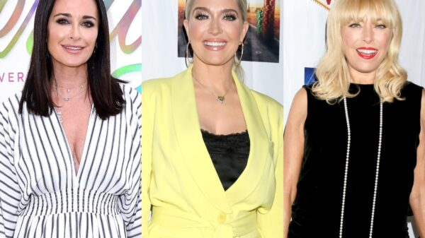 Kyle Richards Shares Initial Reaction to Erika Jayne's Divorce Text Message, Talks Sutton Stracke's Meltdown on RHOBH, and Addresses the End of KUWTK