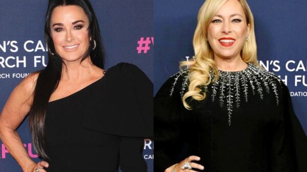 RHOBH's Kyle Richards Fires Back at Sutton Stracke For Dissing Fox Force Five by Calling Out Her and Garcelle Beauvais, Plus Live Viewing Thread