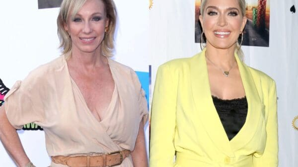 """RHOM Alum Lea Black Defends Erika Jayne Amid Legal Drama, Explains Why She May Have Been in the Dark and Tells Fans to """"Be Nice"""""""