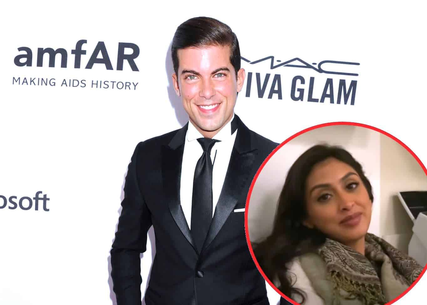 """Luis D. Ortiz's Ex Launches GoFundMe Amid Custody Battle With MDLNY Star Nikita Singh Says """"He's Scared"""" Of Him"""