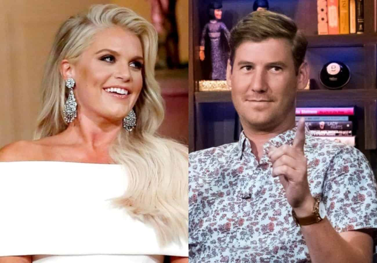 VIDEO: Southern Charm's Madison LeCroy Shades Austen Kroll in Wild IG Live and Flashes Camera as Patricia Altschul Reacts