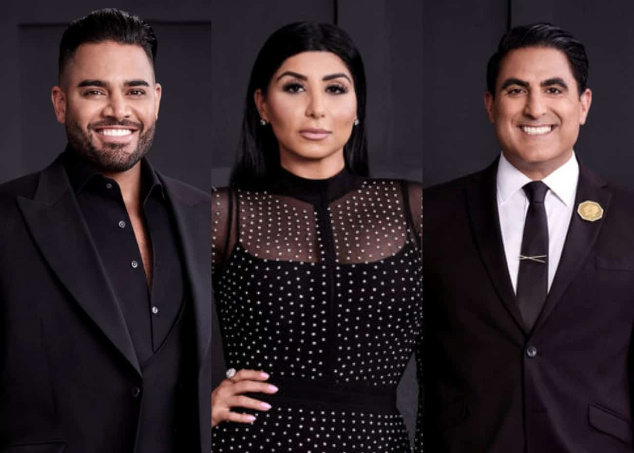 """Shahs of Sunset's Mike Shouhed Agrees Reza Used Destiney to Portray Him as a """"Woman Beater"""" and Reacts to Fan Telling Him to Never Marry Again as Reza Speaks Out"""