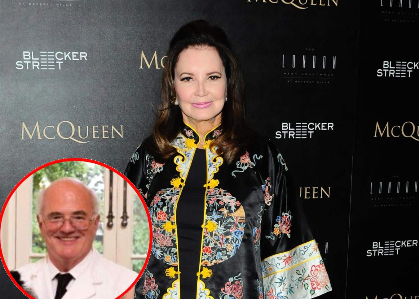 PHOTO: Southern Charm's Patricia Altschul Gives Update on Butler Michael Kelcourse's Health After Spinal Cord Stroke As Michael Also Speaks Out