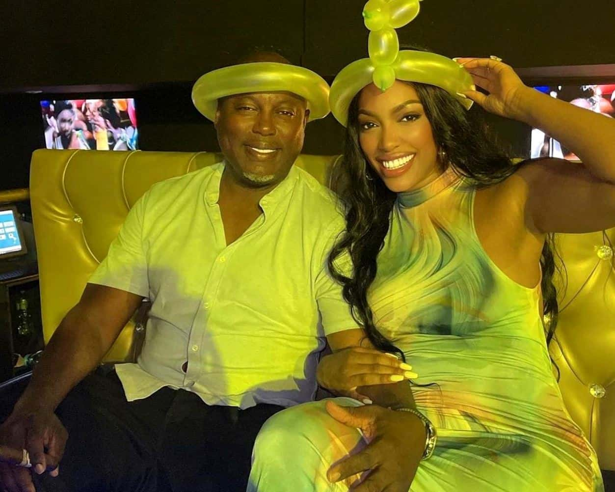PHOTOS: RHOA's Porsha Williams Gets 2 Cakes For Fiancé Simon Guobadia's 57th Birthday, See Pictures of the Pricey Gift She Also Gave Him