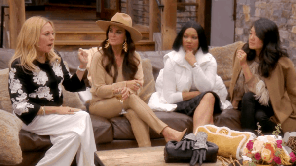 RHOBH Recap: Sutton Gets Emotional Over Being Left Out of Drink Prank and Continues to Butt Heads With Crystal