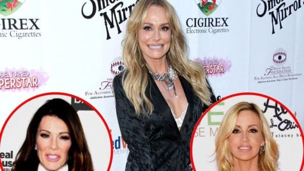 Taylor Armstrong on if She Believes Lisa Vanderpump Pushed Camille to Reveal Her Abuse on RHOBH, Weighs in on Erika Jayne and Jen Shah's Legal Drama, Plus Will She Return to Show?