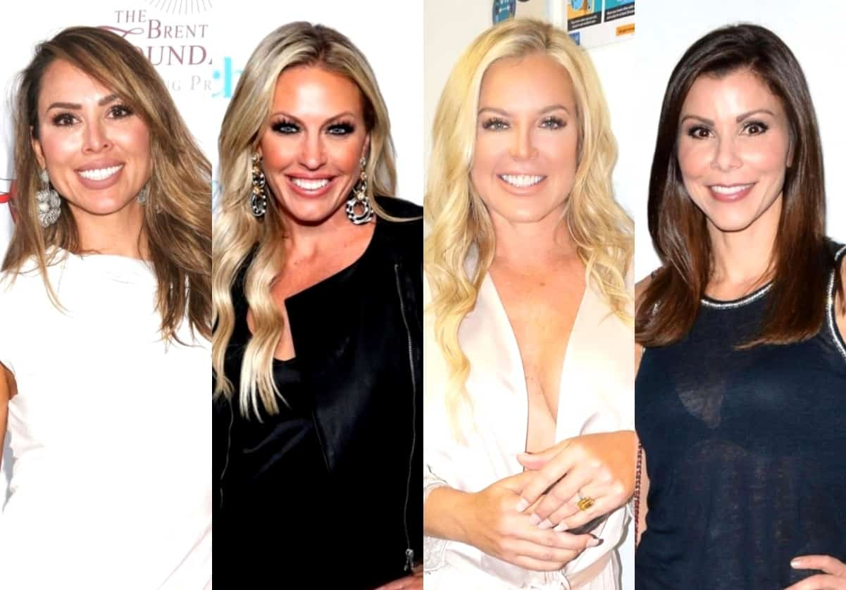 Kelly Dodd is Leaving RHOC Along with Braunwyn and Elizabeth, as Heather Dubrow Returns and Two New Cast Members are Added