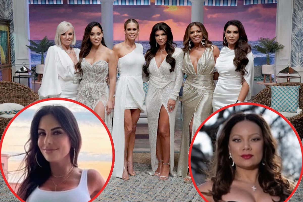 REPORT: Caroline Rauseo and Aikisha Colon Are in Talks to Join RHONJ Season 12, See Photos of the Alleged Newbies Plus All About Them