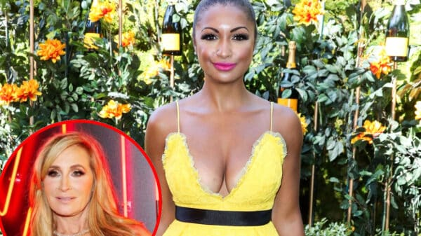 Eboni K. Williams Reveals Comment RHONY Costar Made That Didn't Air, Gushes Over Sonja Morgan as She Names Costar Who Shocked Her the Most