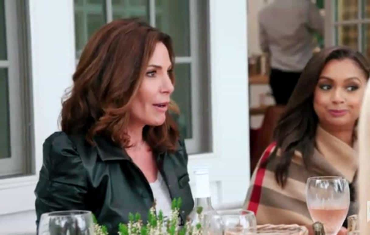 RHONY Recap: Luann Throws Eboni Out of Her House After a Heated Argument as Leah Resents Ramona Schooling Her on Etiquette,