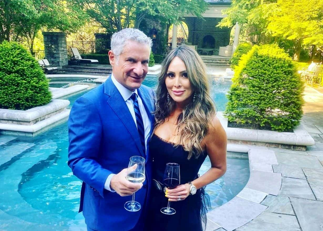 """Kelly Dodd Confirms New Podcast With Husband Rick Leventhal, Addresses His Exit From Fox News, and Reacts to RHOC Being Labeled a """"Liberal Agenda Show"""""""