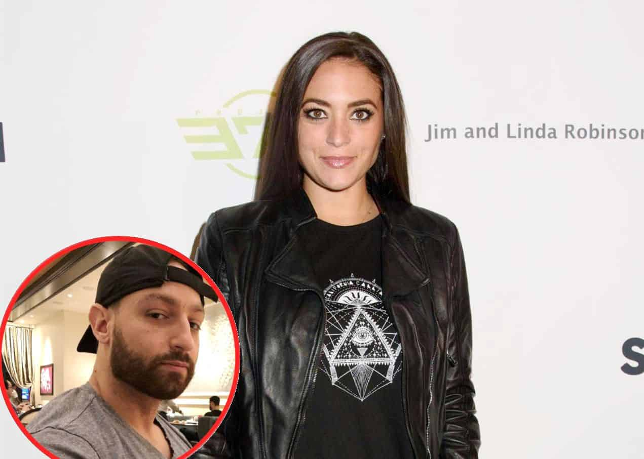 """VIDEO: Jersey Shore's Sammi 'Sweetheart' Giancola Is """"Just Living Life"""" After Sparking Split Rumors From Fiancé Christian Biscardi,"""