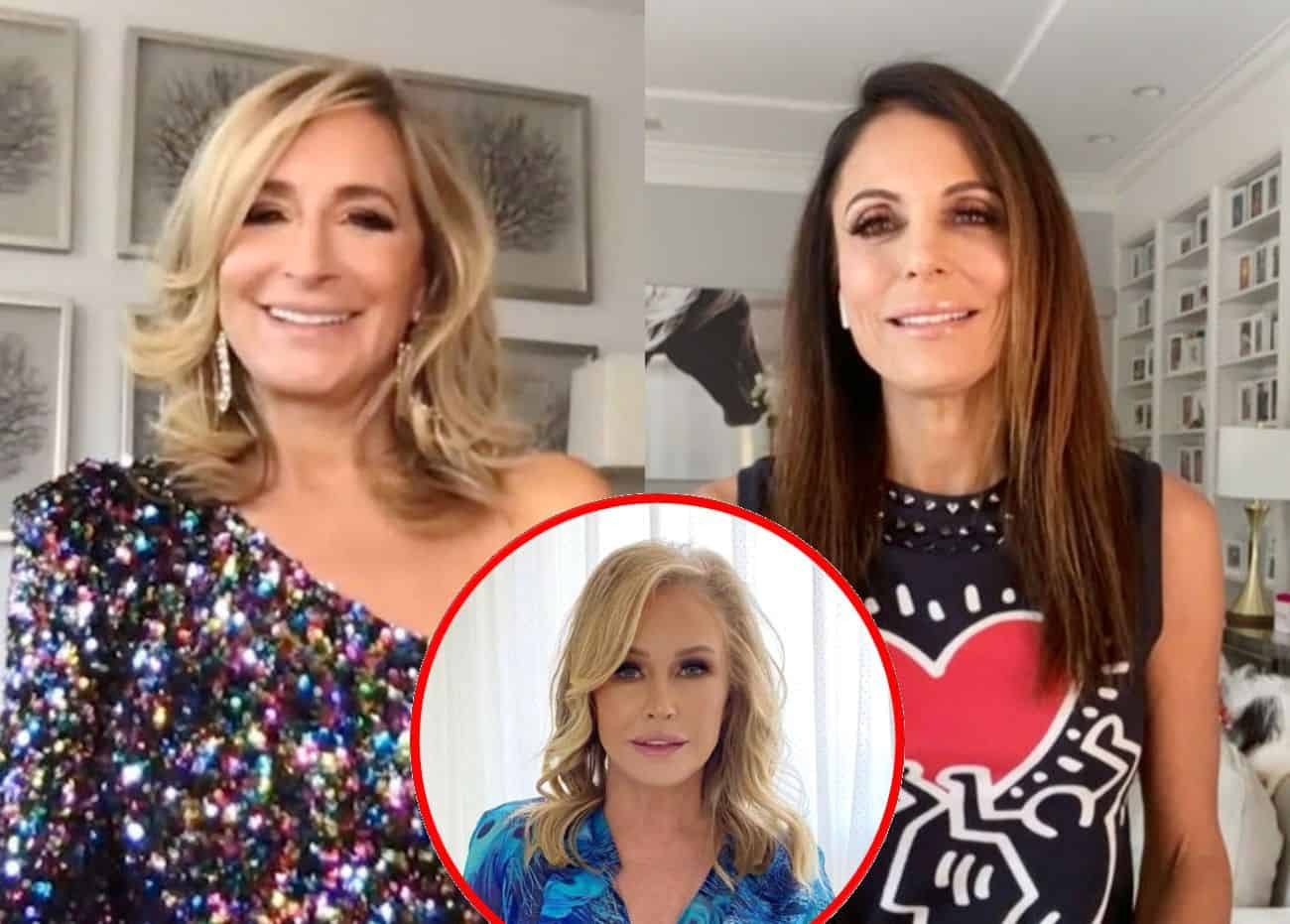 """Sonja Morgan Reacts to Bethenny Frankel's Toaster Oven, Reveals """"Most Genuine"""" RHONY Costar and Dishes on Friendship With Kathy Hilton"""