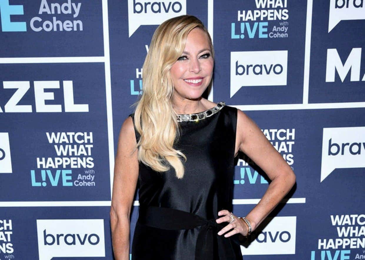"""Sutton Stracke Reveals Shocking Day Ex-Husband Filed for Divorce, Admits It's Why She Cries """"All the Time,"""" Plus Find Out Which Bravo Show She Appeared on Before RHOBH"""