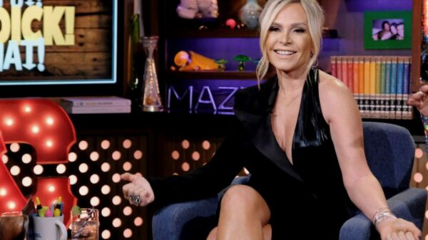 RHOC Alum Tamra Judge Reveals Why She's Removing Breast Implants, Shares Topless Pre-Op Photo and Talks Autoimmune Issues