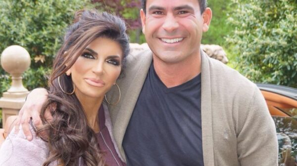 """REPORT: Teresa Guidice's Friends Are """"Worried"""" RHONJ Star is Moving Too Fast With Beau Luis Ruelas and Blind to His Troubled Past"""