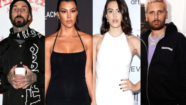 "Travis Barker ""Likes"" Shady Comment About Amelia Hamlin and Scott Disick, Plus How Kourtney Kardashian Feels About Ex Scott's Relationship"