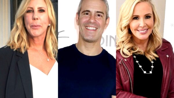 Vicki Gunvalson Reveals Conversations With Andy Cohen, Questions Why Shannon Beador is Still on RHOC and Weighs in on Cast Shake Up