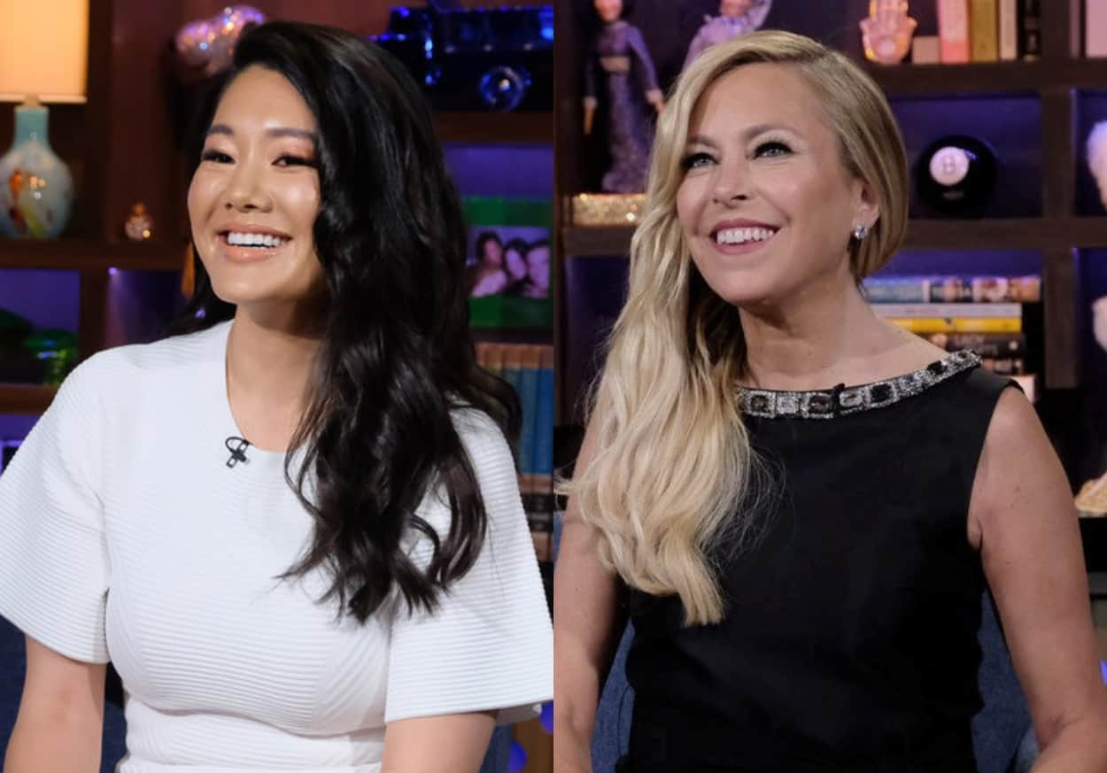 """Crystal Kung-Minkoff Shares Biggest Regret With Sutton Stracke, Which RHOBH Costar She Was Nervous to Meet, and Weighs in on Kyle and Dorit's """"Trivial"""" Drama"""