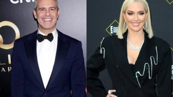 Andy Cohen Explains Why He Isn't Firing Erika Jayne From RHOBH, Reveals When Reunion Will Be Filmed
