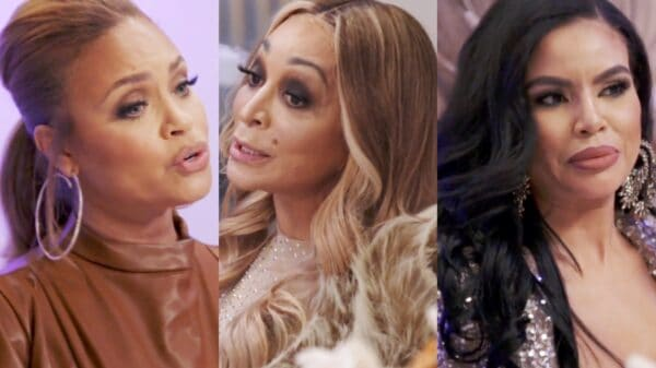 RHOP Premiere Recap: Gizelle and Karen Shade Each Other at Wendy's Nude Interlude Party and Mia Makes Her Debut