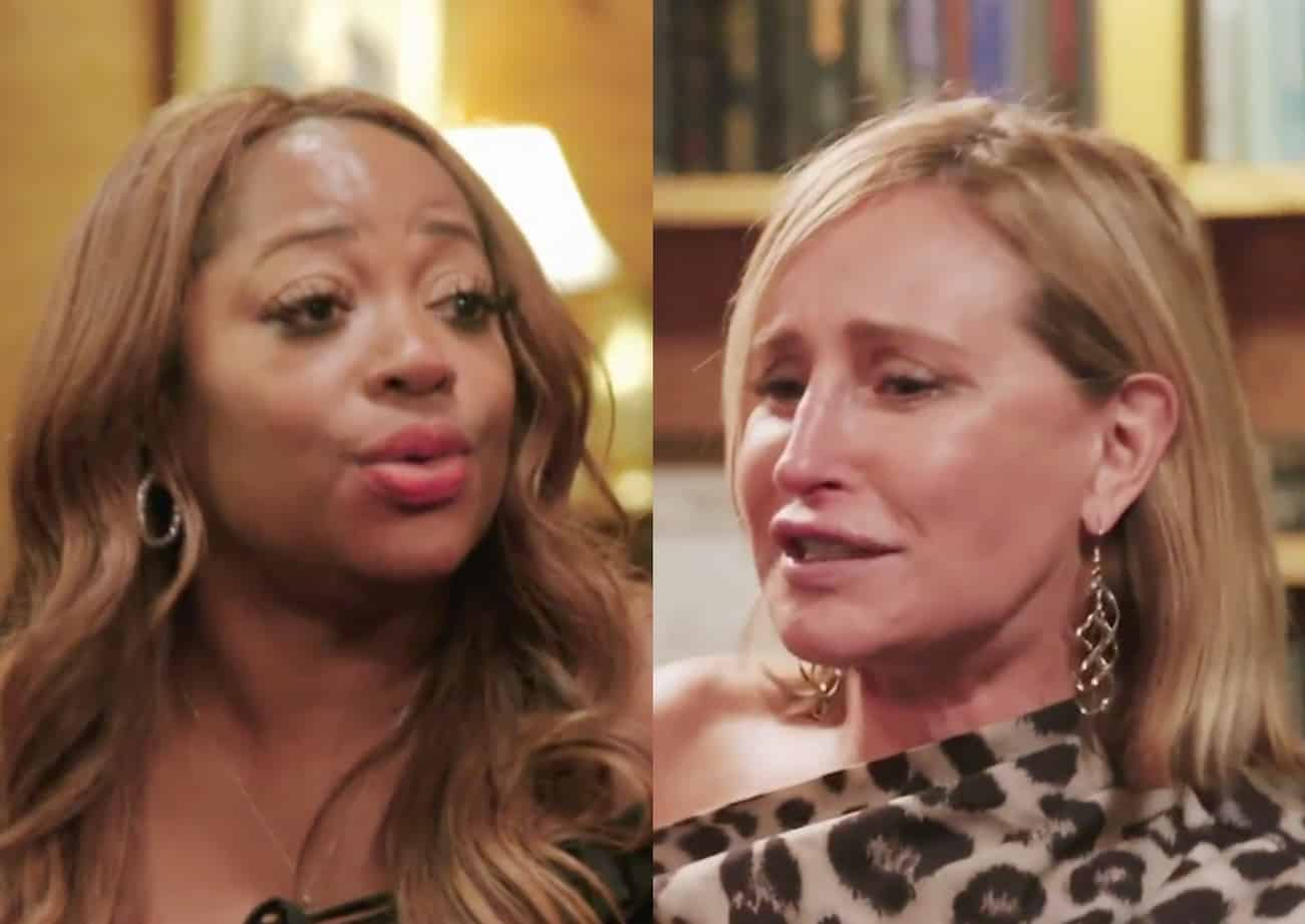 RHONY Recap: Bershan calls Sonja a clown and Throws Ramona Under the Bus, Plus Eboni Loses Her Beloved Grandmother